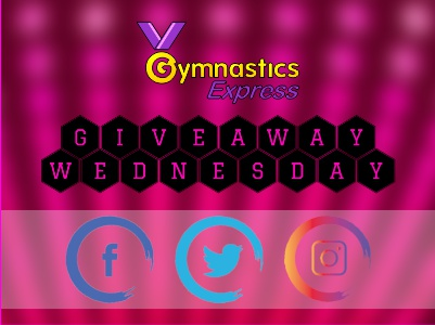Gymnastics Express Giveaway Wednesday